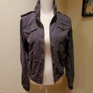 Billabong Collared Bomber Jacket